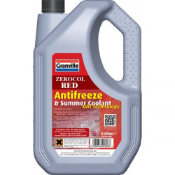 Zerocol Antifreeze and Summer Coolant Concentrated 5 Litre-10