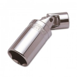 Spark Plug Socket 21mm Flexible-10