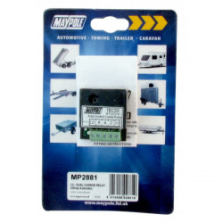 Automatic Dual Charge Relay 15A-10