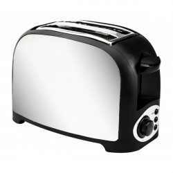 2 Slice Toaster Stainless Steel 750W-10