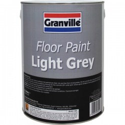 Light Grey Floor Paint 5 litre-10