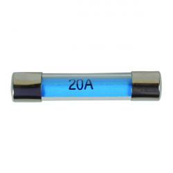 Fuses Standard Auto Glass 20A Pack Of 100-10