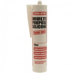 Multi Purpose Silicone Clear 290ml-10