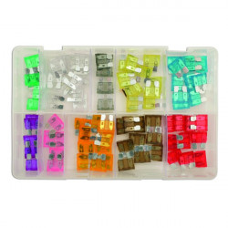 Fuses Standard Blade Assorted Box Qty 80-10
