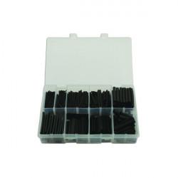 Heat Shrink Tubing Black 50mm Assorted Box Qty 350-10