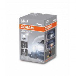 LED Standard Bulb (PS19W) Cool White 6000k 12V 1.8W LEDriving-10