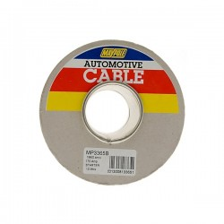 Starter Cable 1 x 196/0.4mm Black 10m-10