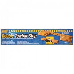 Rear Tow Bar Step Double-10