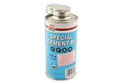Blue Cement for Tyre Patches 225g Can-11