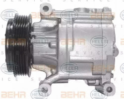 Air Con Compressor HELLA 8FK 351 114-541-11