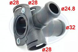 Coolant Flange ERA 354019-10