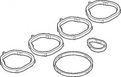 Intake Manifold Gasket Set ELRING 375.490-10