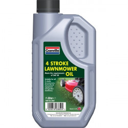 Garden 4T Lawnmower Oil 1 Litre-10