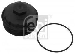 Cover, oil filter housing FEBI BILSTEIN 39698-11