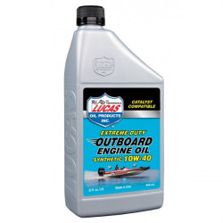 10W40 Fully Synthetic Outboard Engine Oil 946ml-10