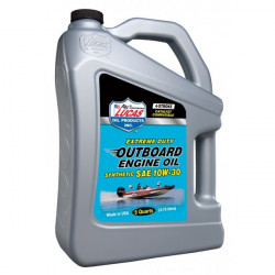10W30 SAE Fully Synthetic Outboard Engine Oil FC-W 4.54 Litre-10
