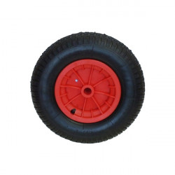 Launch Trolley Wheel Pneumatic 385mm 15.5in.-10