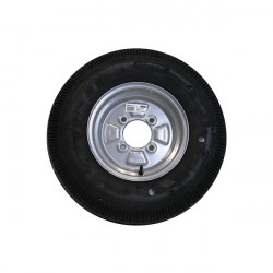Trailer Wheel and Tyre 500mm x 10in. For MP396 and MP720-10
