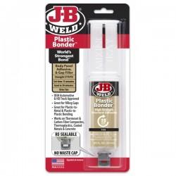J-B Weld Plastic Bonder Epoxy Syringe Pack of 6-10