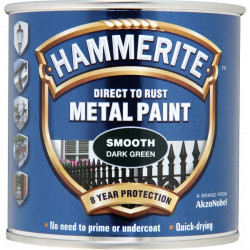 Direct To Rust Metal Paint Smooth Green 250ml-10