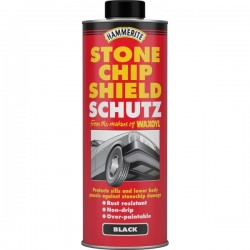 Stone Chip Shield Black 1 Litre-10
