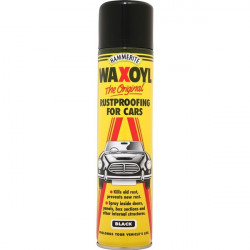 Rust Treatment Aerosol Black 400ml-10