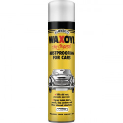 Rust Treatment Aerosol Clear 400ml-10
