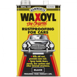 Rust Treatment Refill Can Black 5 Litre-10