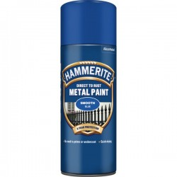 Direct To Rust Metal Paint Smooth Blue 400ml-10