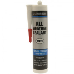 All Weather Sealant White 290ml-10
