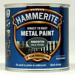 Direct To Rust Metal Paint Smooth Wild Thyme 250ml-10