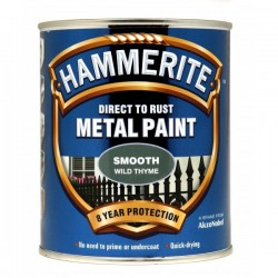 Direct To Rust Metal Paint Smooth Wild Thyme 750ml-10