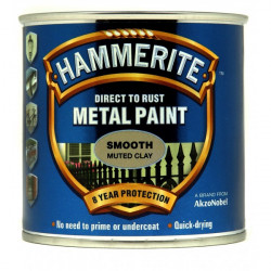 Direct To Rust Metal Paint Smooth Muted Clay 250ml-10