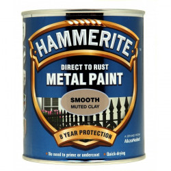 Direct To Rust Metal Paint Smooth Muted Clay 750ml-10