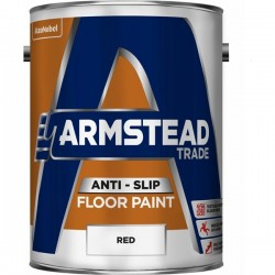Anti Slip Floor Paint Red 5 Litre-10
