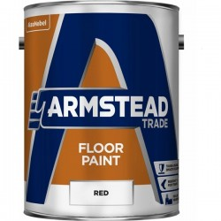 Floor Paint Red 5 Litre-10