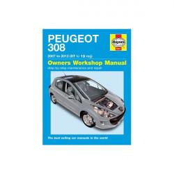 Peugeot 308 Petrol and Diesel (07-12) Car Manual-10