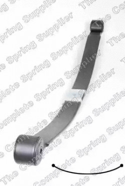 Rear Leaf Spring KILEN 622049-10