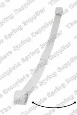Rear Leaf Spring KILEN 622053-10