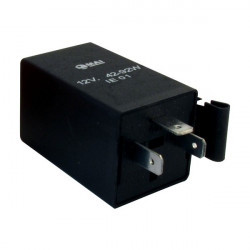Flasher Relay 12V 92A 3-Pin Clip Type-10