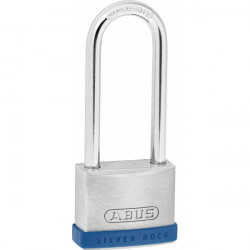 Silver Rock 5 Zinc Padlock 40mm Long Shackle (62mm)-10