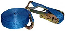 Ratchet Tie Down Strap and Hooks 10m x 50mm-11