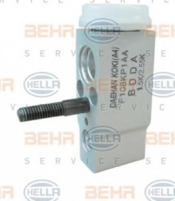 Expansion Valve, air conditioning HELLA 8UW 351 239-501-11