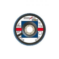 Zirconium Flap Discs 115mm P40 Pack of 1-10