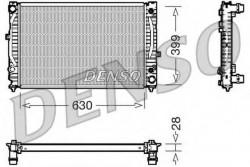 Radiator, engine cooling for Audi, Skoda, VW DENSO DRM02031-11