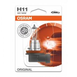 Halogen Bulb H11 12V 55W (711) PGJ19-2-10
