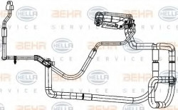 Air Conditioning /AirCon /AC Condenser Hose HELLA 9GS 351 338-341-11