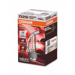 H.I.D Performance Bulb D2S up to +200% More Light 35W 85V P32d-2 NIGHT BREAKER LASER-10