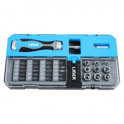 Ratchet Bit and Socket Set 33 Piece-10