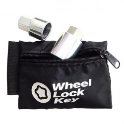 Locking Wheel Nut Key Pouch-10